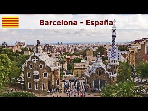 Barcelona – España – un recorrido turístico