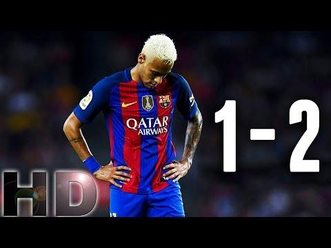 Barcelona Vs Alaves 1-2 EXTENDED Highlights – Resumen y Goles 10/09/2016