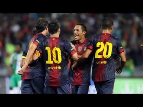 Raja Casablanca – Barcelona (0-8) All Goals Full Match Highlights 28.07.2012 Messi Hattrick