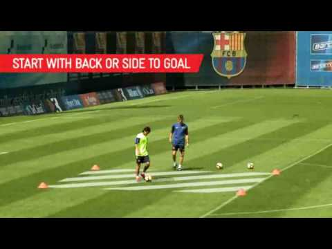 Passing Football Drills with Barca   Master Control with Nike Football+ – Google Chrome2.flv