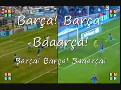 Cant del Barca/Barcelona song, lyrics and translation