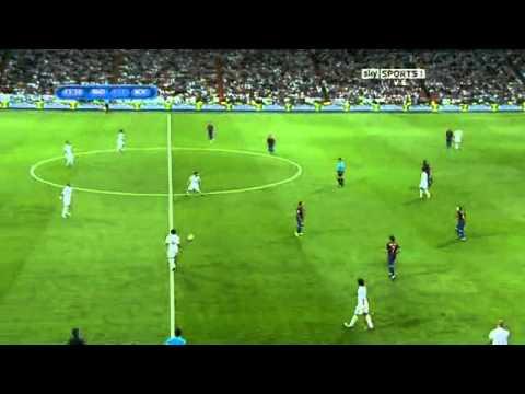 Real Madrid vs. Barcelona Video Highlights 1st Leg