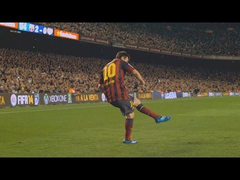 FC Barcelona vs Rayo Vallecano – 15-02-2014 (4K)