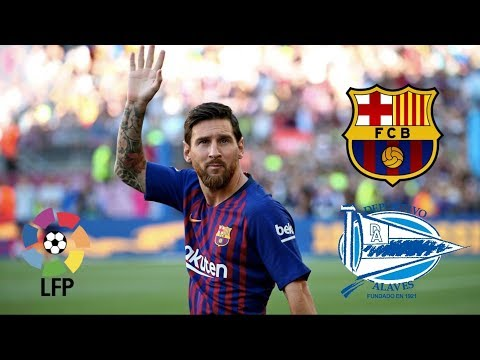 Barcelona vs Alaves, La Liga 2018 – MATCH PREVIEW