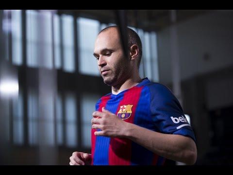 FC Barcelona new kit 2016/2017 – Making Of