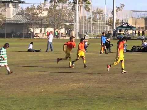 Vegas' Barcelona USA Boys U9 Soccer Team CHAMPIONS of NHB Cup!