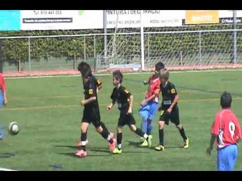 U11 Barcelona-USA at MIC Cup