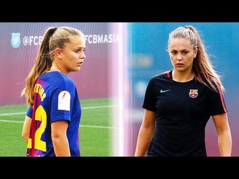 Lieke Martens – Messi in Women's Football | FC Barcelona Femení | 2017/2018 HD