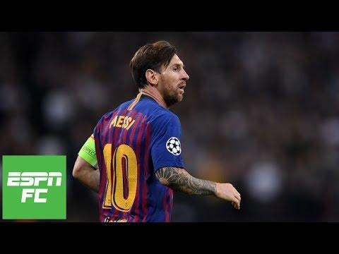 Lionel Messi vs Tottenham: Does this performance finally make him GOAT?   UEFA Champions League