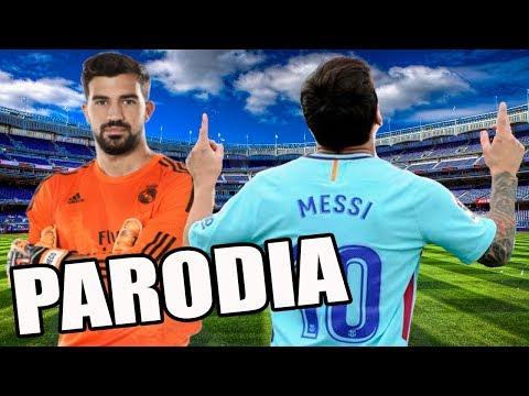 Canción Alaves vs Barcelona 0-2 (Parodia Taylor Swift – Look What You Made Me Do)