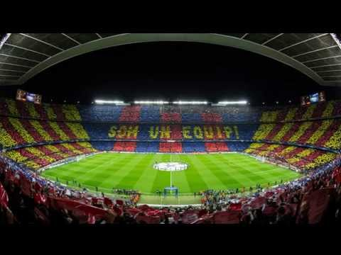 FC Barcelona song / anthem – English subtitle / lyrics