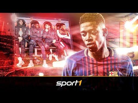 Wegen Dembele: Mega-Tausch zwischen Arsenal und Barcelona? | SPORT1 – TRANSFERMARKT
