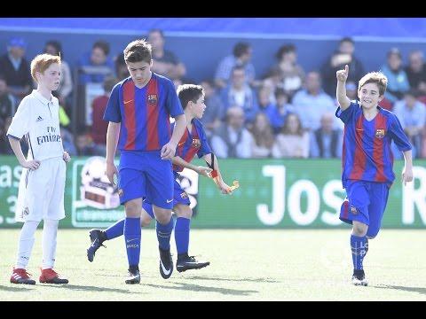 [HIGHLIGHTS] LALIGA PROMISES: FC Barcelona (Infantil B) – Real Madrid 2-0