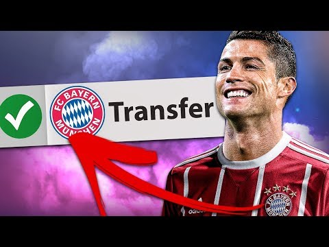 ACCEPTING EVERY TRANSFER OFFER CHALLENGE WITH BAYERN MUNICH! FIFA 18 Career Mode