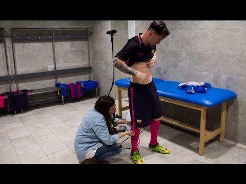 FC Barcelona new Away Kit 2016/2017 – Making Of