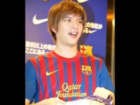 Yuu Shirota 城田優 Campeones (Barcelona FC song) Nihon lyrics + sub Español + sub English