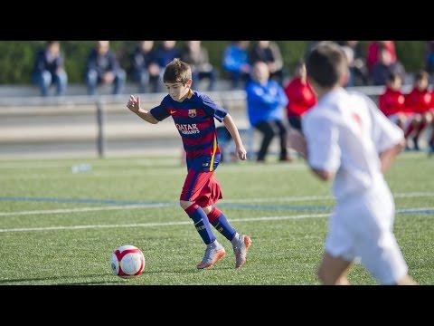 [ESP] LaLiga Promises (Alevín): FC Barcelona – Rayo Vallecano (2-1)