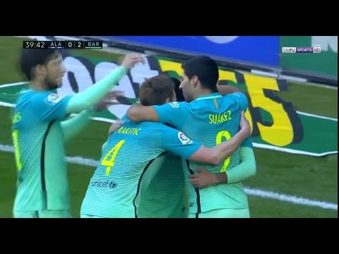 Alaves vs Barcelona 0-6 – All Goals & Extended Highlights – La Liga 11/02/2017 HD