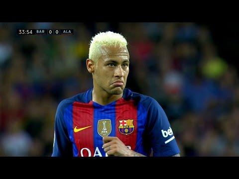 Neymar vs Alavés Home HD 1080i (10/09/2016) by MNcomps