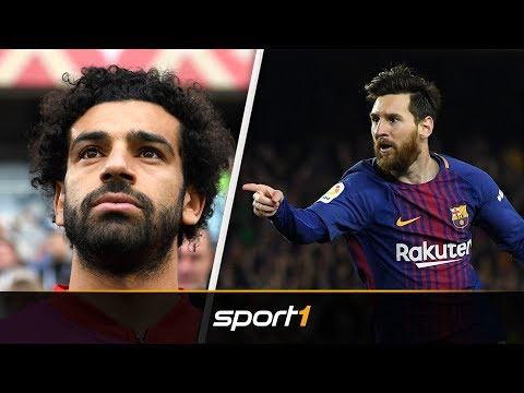 Lionel Messi lockt Mohamed Salah nach Barcelona  | SPORT1 – TRANSFERMARKT