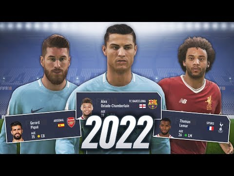 FIFA 18 CAREER MODE IN 2022!!!
