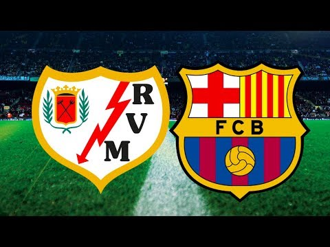 Rayo Vallecano vs Barcelona, La Liga, 2018 – MATCH PREVIEW