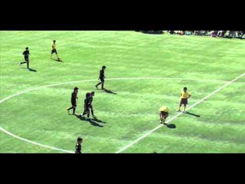 U11 Barcelona-USA vs Arsenal Chip Goal