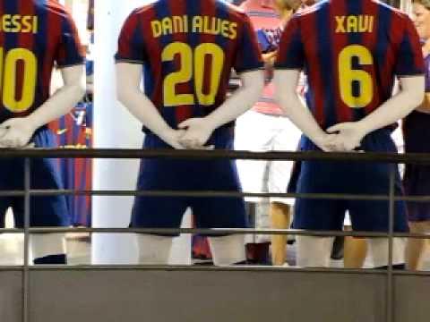 Barcelona FC Shop II