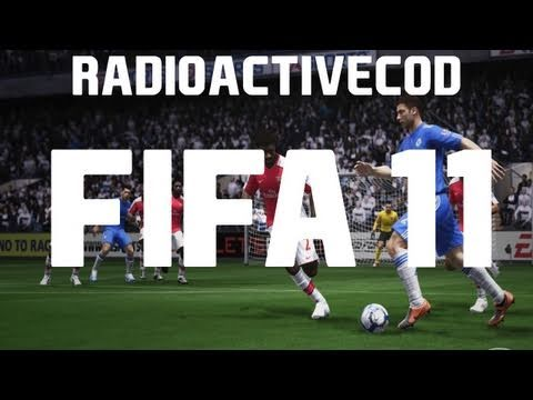 FIFA 11 Online ranked match full live commentary – Real madrid vs Manchester city