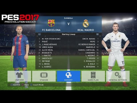 """PES 2017 