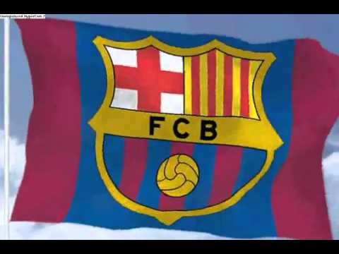 Anthem FC Barcelona.( english . catalan ) lyrics