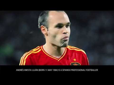 Andrés Iniesta   UEFA Euro 2016   Wiki Videos by Kinedio