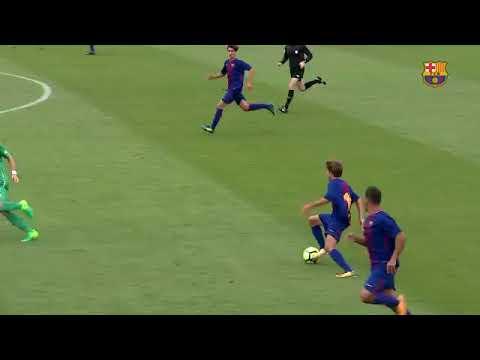 HIGHLIGHTS FUTBOL Juvenil A  FC Barcelona – U19