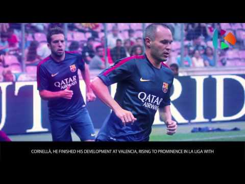 Soccer players – Jordi Alba – Wiki Videos by Kinedio