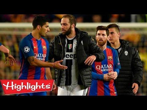 Barcelona vs Juventus 0:0 2017 – Match Highlights ~ Best Moments Ever 19/04/2017 HD