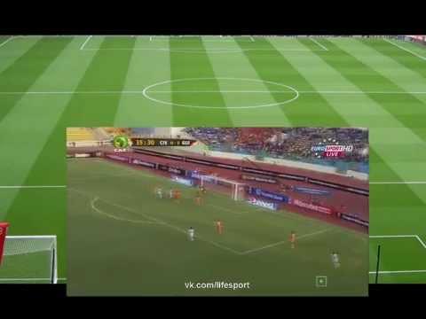 Ivory Coast vs Guinea (1-1) | Highlights & All Goals | Full Matchs 20 Jan 2015