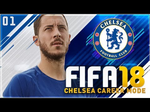 FIFA 18 Chelsea Career Mode Ep1 – THE DIEGO COSTA PROBLEM!!