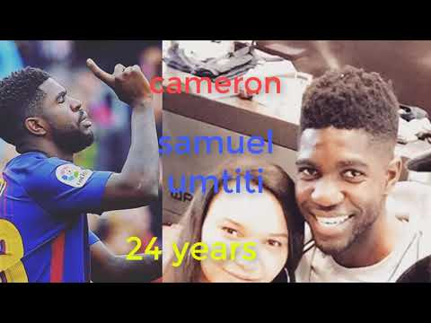 barcelona players ●hot wives●full names●ages●nationalité-2018
