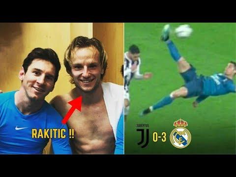 Barcelona Players Reaction To Cristiano Ronaldo Goal vs Juventus