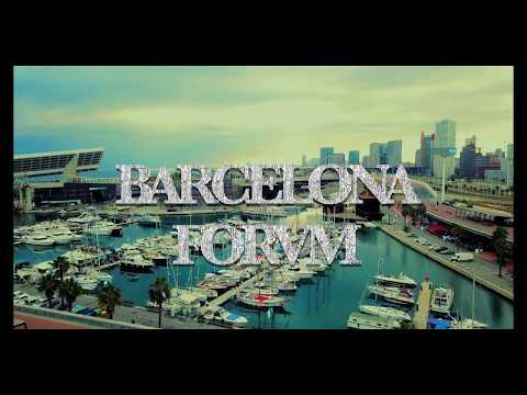 Barcelona Port Forum in 4k with DJI Mavic Pro