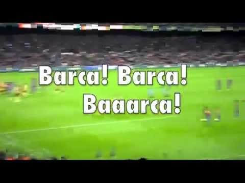 FC Barcelona Song – English Subtitles