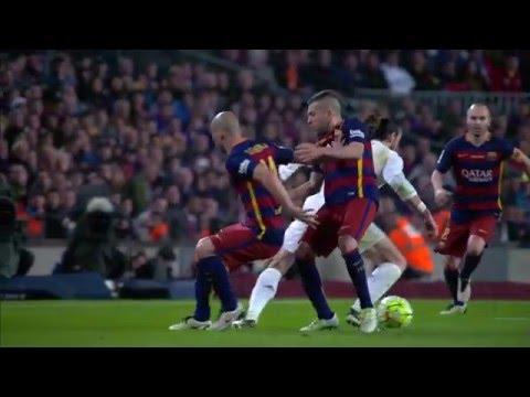 FC Barcelona vs Real Madrid – Slow Motion 02-04-2016 (4K/HFR)