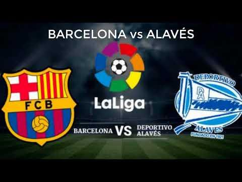 FC Barcelona vs Alavés en Directo Horarios, TV, Ver Online