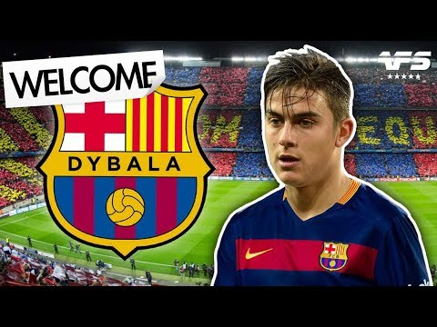 DYBALA GO TO BARCELONA? Confirmed Summer Transfers 2017 ft. Bale, Mbappe, Neymar…