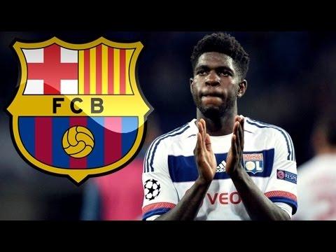 Samuel Umtiti – Barcelona Transfer Target – Defending Skills, Tackles | HD