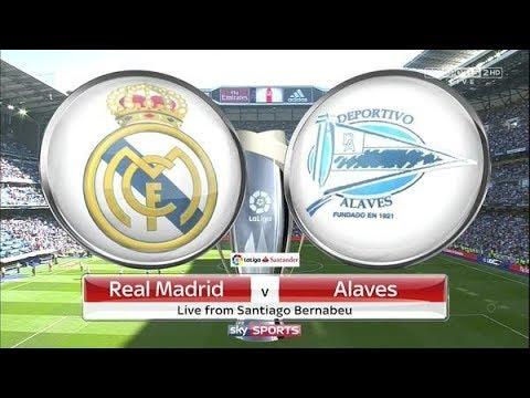 👑 Real Madrid vs Deportivo Alaves ⚽ LIVE STREAM HD 24/02/2018 – Live Stats + 2nd Half Audio Englsih
