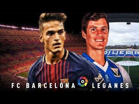 Barcelona vs Leganes, La Liga, 2018 – Match Preview