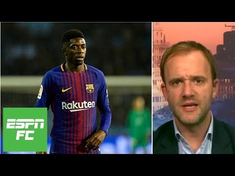 Problematic Ousmane Dembele linked to Liverpool   Premier League
