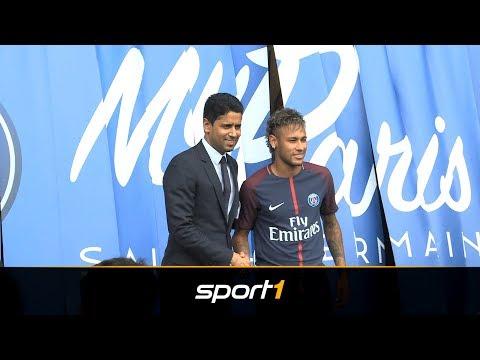 Flüchtet Neymar von PSG zurück nach Barcelona? | SPORT1 TRANSFERMARKT