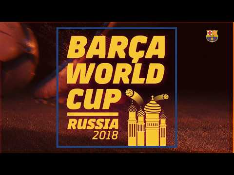 #BarçaWorldCup | RUSSIA 2018 Squad List (FC Barcelona players)